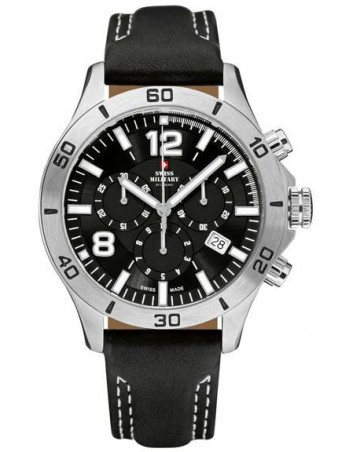 Swiss Military by CHRONO 20093ST-1LBK Chronograph Watch