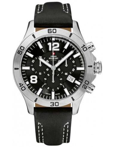 Swiss Military by CHRONO 20093ST-1LBK Chronograph Watch