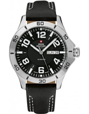 Swiss Military by CHRONO 20094ST-1L Sport Date Watch