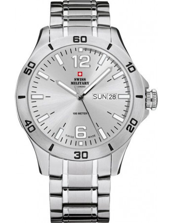 Swiss Military by CHRONO 20094ST-2M Sport Date Watch