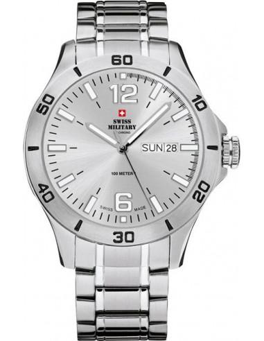 Swiss Military by CHRONO 20094ST-2M Sport Date Watch