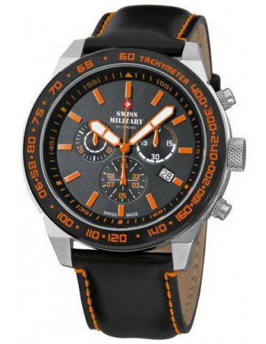Swiss Military by CHRONO 20095ST-1L-O Speed Chronograph Watch