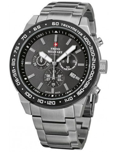 Swiss Military by CHRONO 20095ST-1M Speed Chronograph Watch