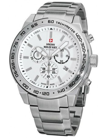 Swiss Military by CHRONO 20095ST-2M Speed Chronograph Watch