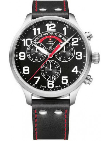 Swiss Military by CHRONO SM34038.01 Chronograph Watch