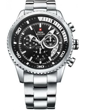 Swiss Military by CHRONO SM34042.01 Chronograph Watch