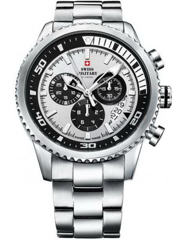 Swiss Military by CHRONO SM34042.02 Chronograph Watch
