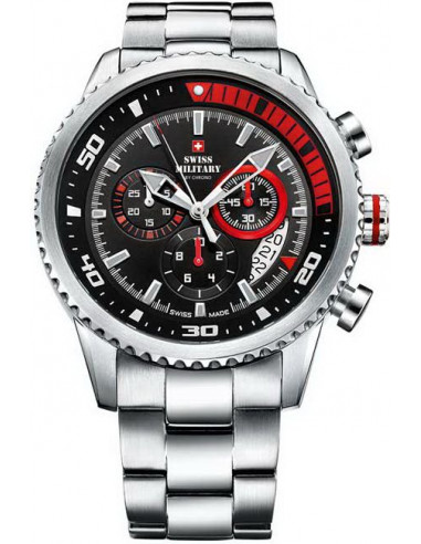 Swiss Military by CHRONO SM34042.03 Chronograph Watch