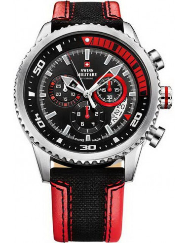 Swiss Military by CHRONO SM34042.07 Chronograph Watch