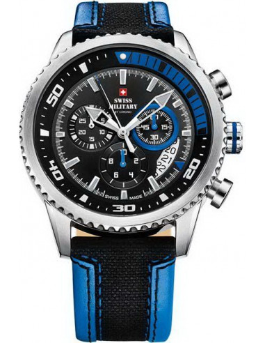 Swiss Military by CHRONO SM34042.08 Chronograph Watch
