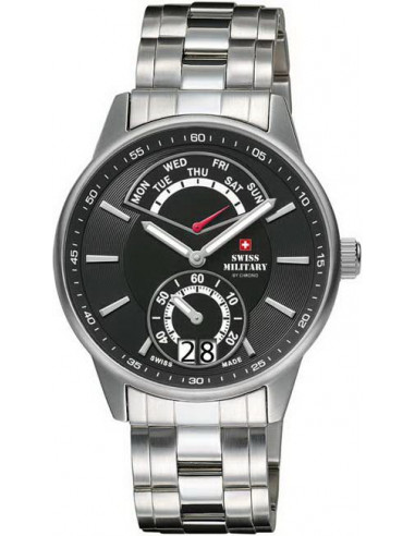Swiss Military by CHRONO SM34037.01 Big Date Watch