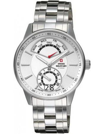 Swiss Military by CHRONO SM34037.02 Big Date Watch