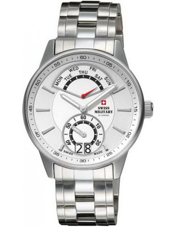 Swiss Military by CHRONO SM34037.02 Big Date Watch