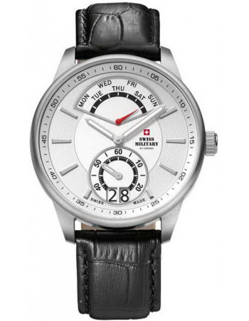 Swiss Military by CHRONO SM34037.04 Big Date Watch