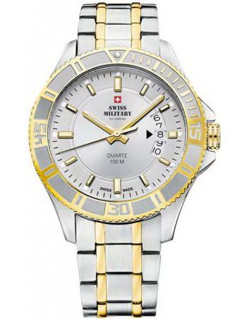 Swiss Military by CHRONO SM34041.03 Big Date Watch