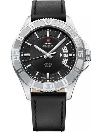 Swiss Military by CHRONO SM34041.04 Big Date Watch
