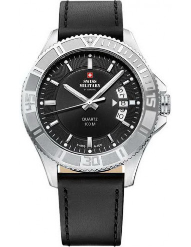 Swiss Military by CHRONO SM34041.04 Big Date Watch