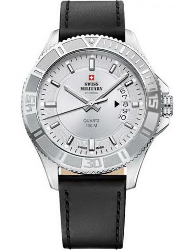 Swiss Military by CHRONO SM34041.05 Big Date Watch