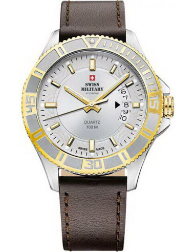 Swiss Military by CHRONO SM34041.06 Big Date Watch